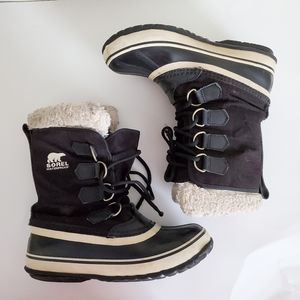 Sorel/Black Winter Carnival Boot/Size 5